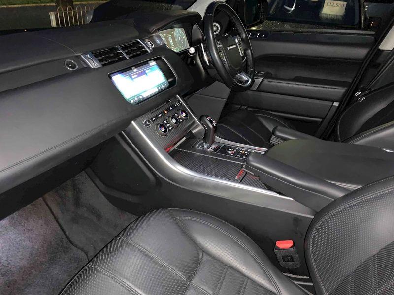 2016 Land Rover Range Rover Sport 3.0 image 9