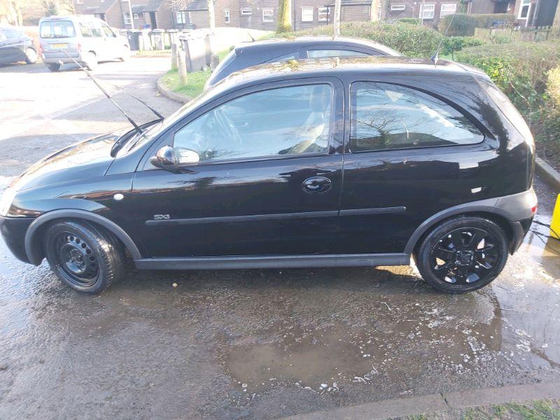 2002 Vauxhall Corsa 1.2 sxi image 1