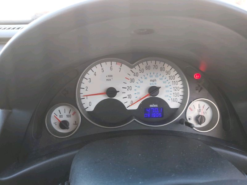 2002 Vauxhall Corsa 1.2 sxi image 2