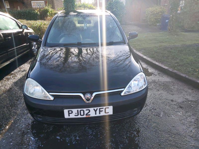 2002 Vauxhall Corsa 1.2 sxi image 4