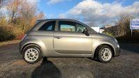 2010 Fiat 500 1.2 Sport Grey image 3