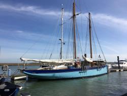 Custom Schooner Yacht image 2