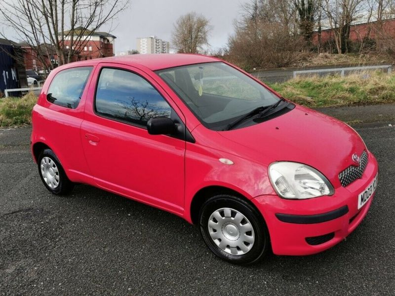 2003 Toyota Yaris image 1