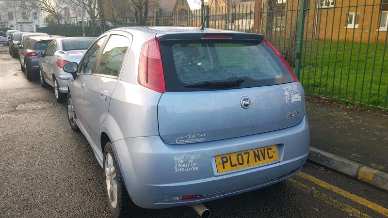 2007 Fiat Punto 1.4 image 1