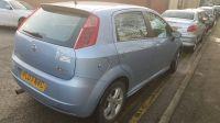 2007 Fiat Punto 1.4 image 2