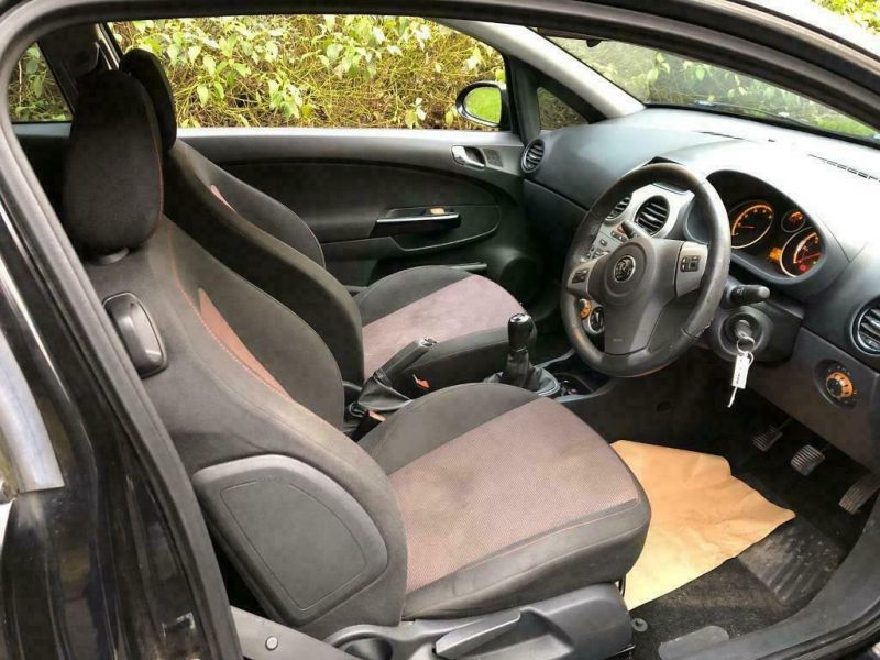 2007 Vauxhall Corsa 1.2, Great First Car image 7