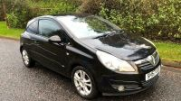 2007 Vauxhall Corsa 1.2, Great First Car image 2