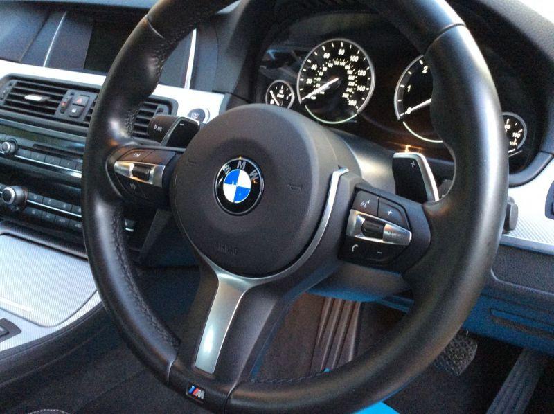 2017 BMW 5 Series 2.0 520d M Sport Touring 5dr image 5