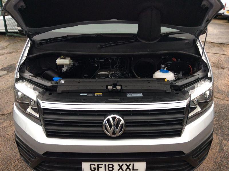 2018 Volkswagen Crafter LWB 2.0 CR35 TDI image 3