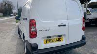 2012 Peugeot Partner 1.6 Hdi S L2 Crew Van 4dr image 3