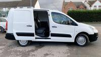 2012 Peugeot Partner 1.6 Hdi S L2 Crew Van 4dr image 8