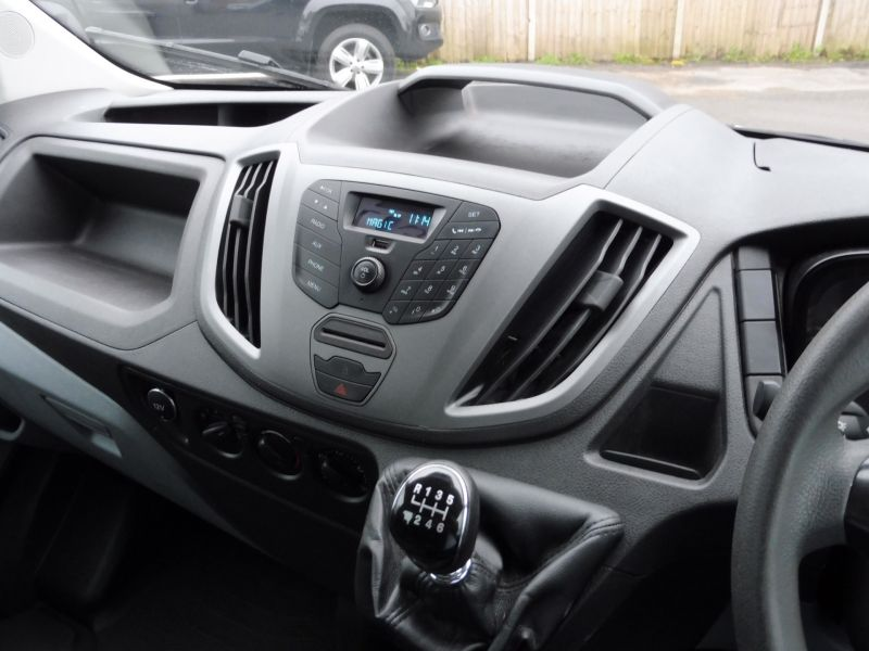 2018 Ford Transit 350/130 Single Cab Tipper 2.0 Tdci image 8