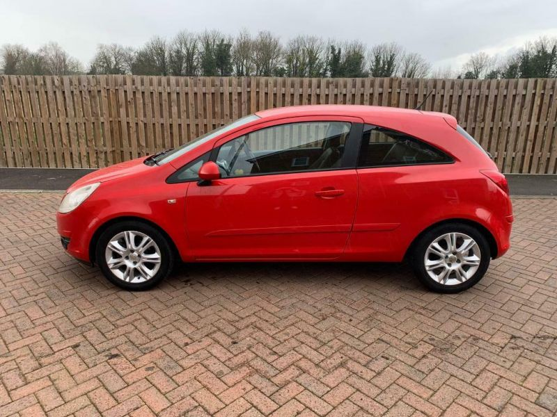 2007 Vauxhall Corsa Design 1.2L image 6