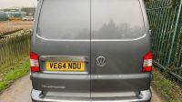 2014 Volkswagen Transporter Van Tdi Swb Highline Combi image 4
