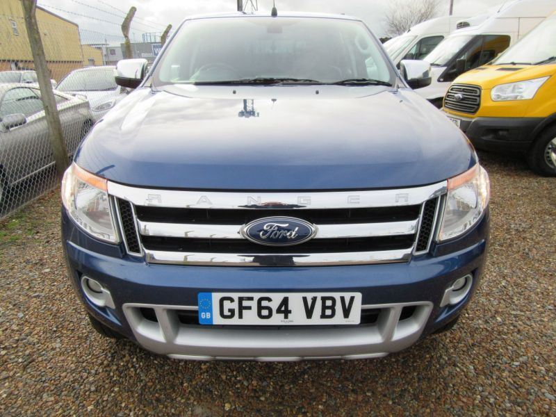 2014 Ford Ranger LIMITED 4X4 D-CAB TDCI image 1