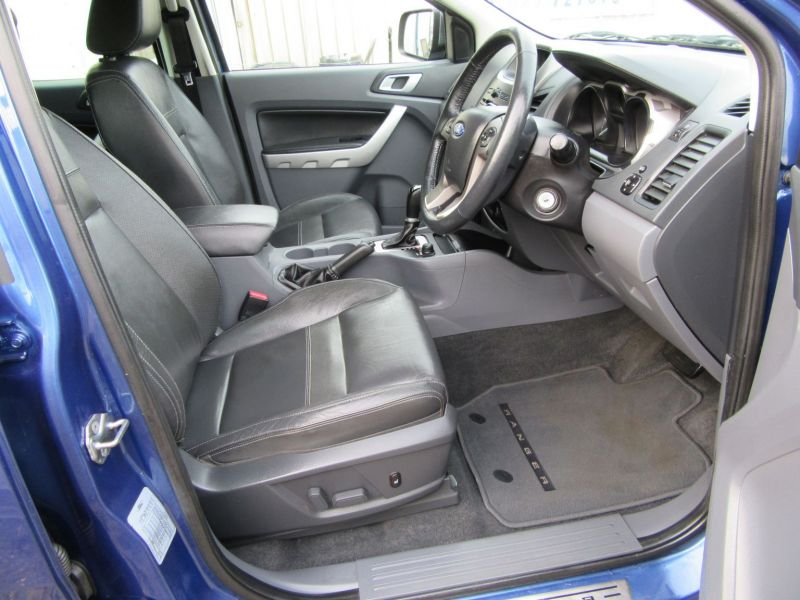 2014 Ford Ranger LIMITED 4X4 D-CAB TDCI image 3