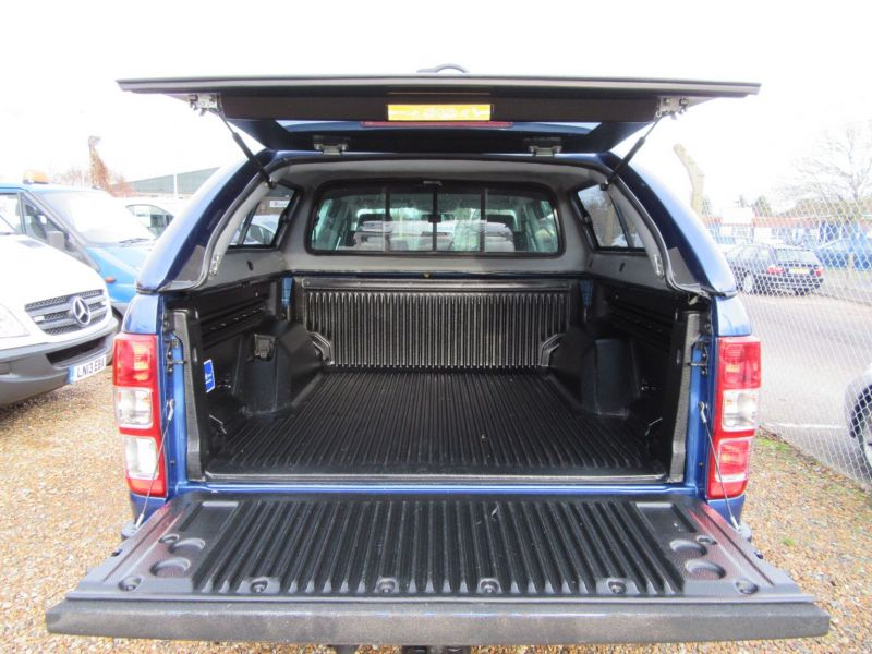 2014 Ford Ranger LIMITED 4X4 D-CAB TDCI image 8