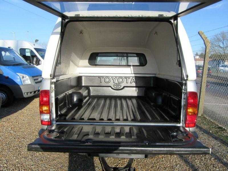 2007 Toyota Hi Lux Invincible D-4D 4x4 Double-Cab image 7