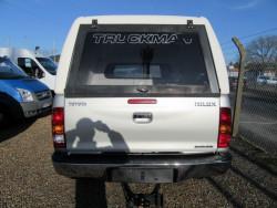 2007 Toyota Hi Lux Invincible D-4D 4x4 Double-Cab image 6