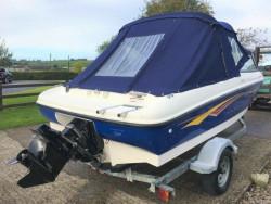 2008 Bayliner 175 Sports Boat image 2