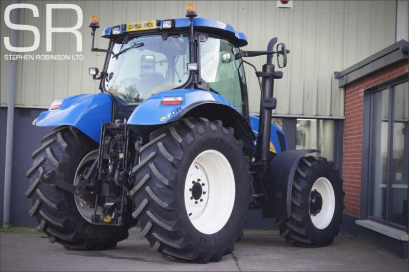 2010 New Holland T6080 50K image 5