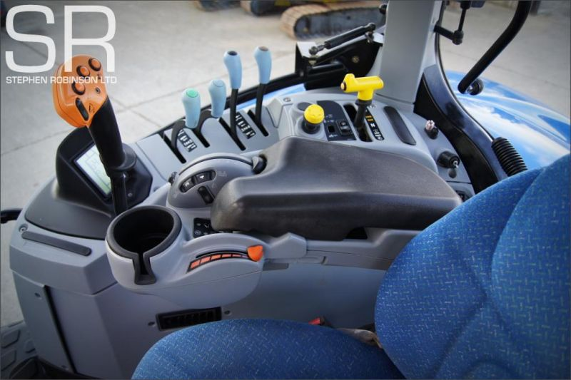 2010 New Holland T6080 50K image 10