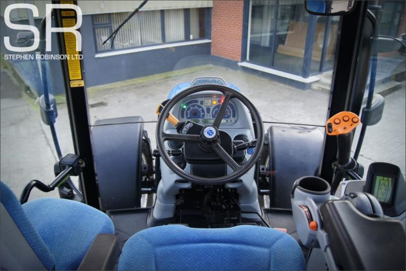 2010 New Holland T6080 50K image 11