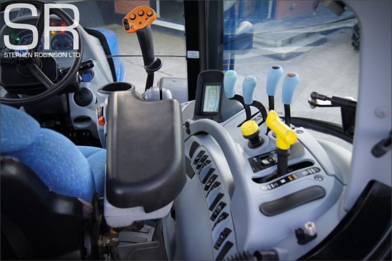 2010 New Holland T6080 50K image 12