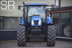 2010 New Holland T6080 50K image 2