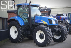 2010 New Holland T6080 50K image 4