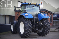 2010 New Holland T6080 50K image 6