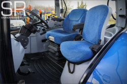 2010 New Holland T6080 50K image 9