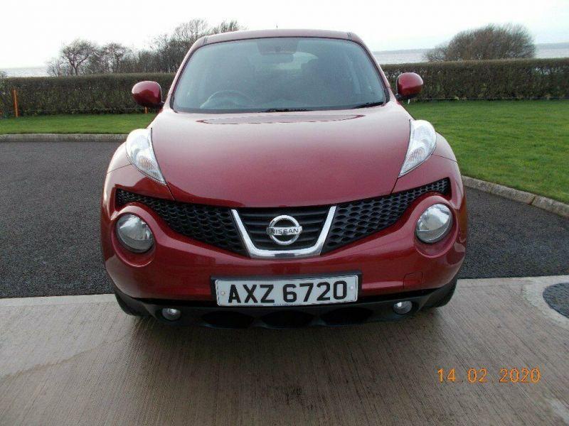 2010 Nissan Juke 1.6 Acenta Sport image 2