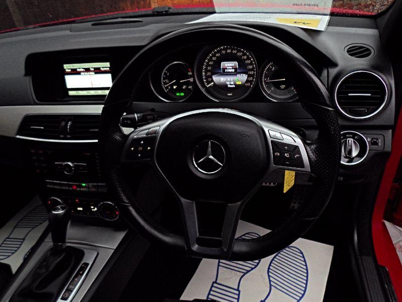 2013 Mercedes C Class C250 CDi image 7