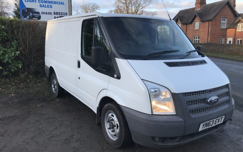 2013 Ford Transit T280 Fwd Euro5