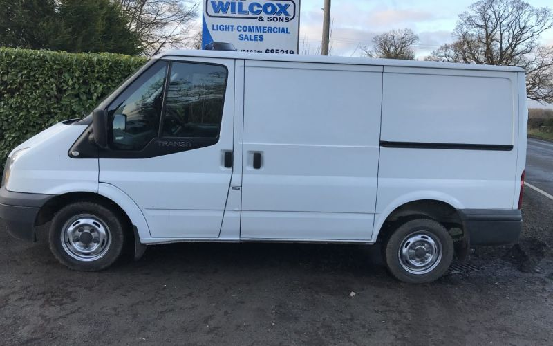 2013 Ford Transit T280 Fwd Euro5 image 3