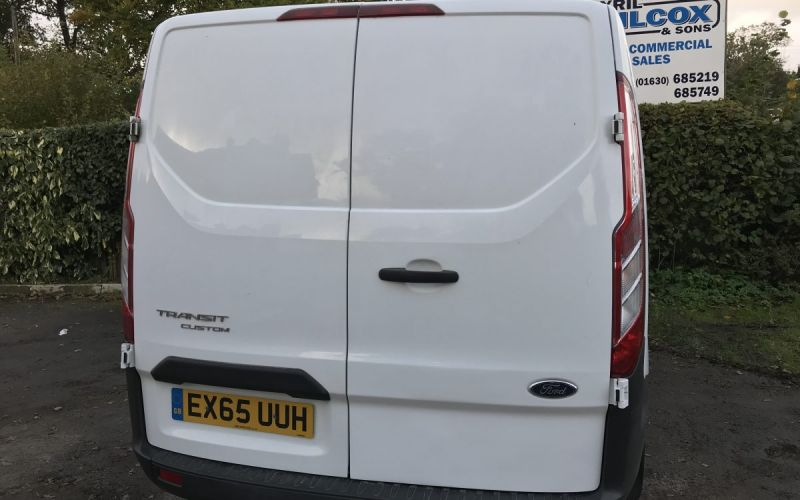 2015 Ford Transit Custom 270 Eco-Tech L1H1 125Ps image 5