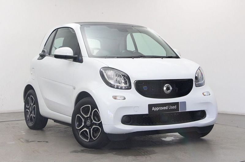 2019 Smart Fortwo Coupe 60kW EQ Prime Premium 2dr image 1