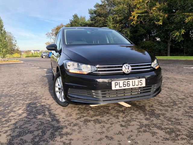 2016 Volkswagen Touran 1.6 Se Tdi Dsg 5dr image 2