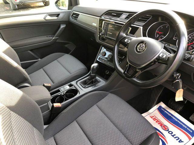 2016 Volkswagen Touran 1.6 Se Tdi Dsg 5dr image 7