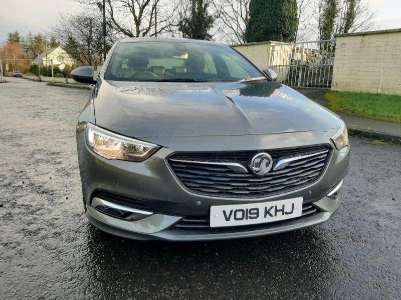 2019 Vauxhall Insignia VX Line 1.5 image 4