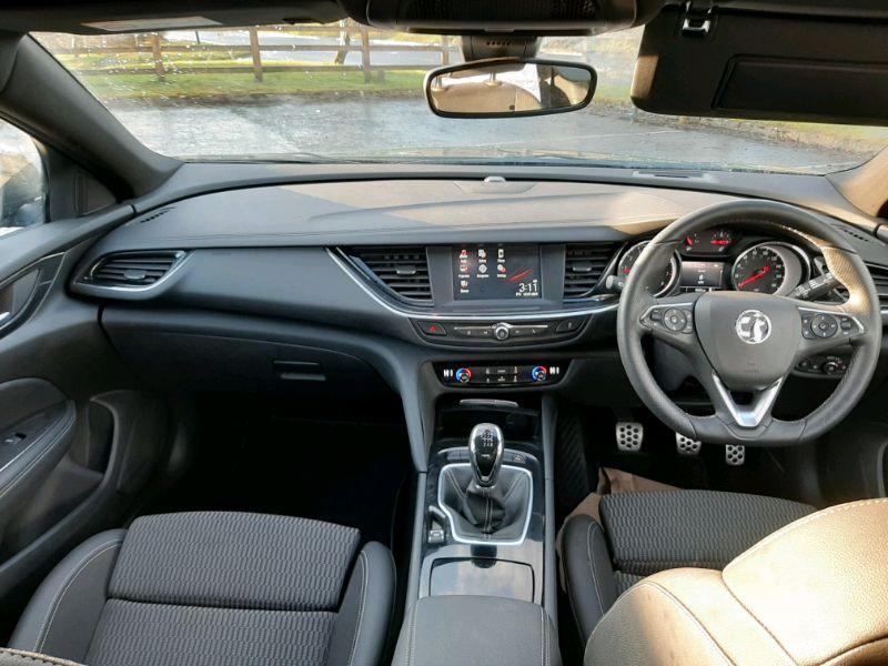 2019 Vauxhall Insignia VX Line 1.5 image 8