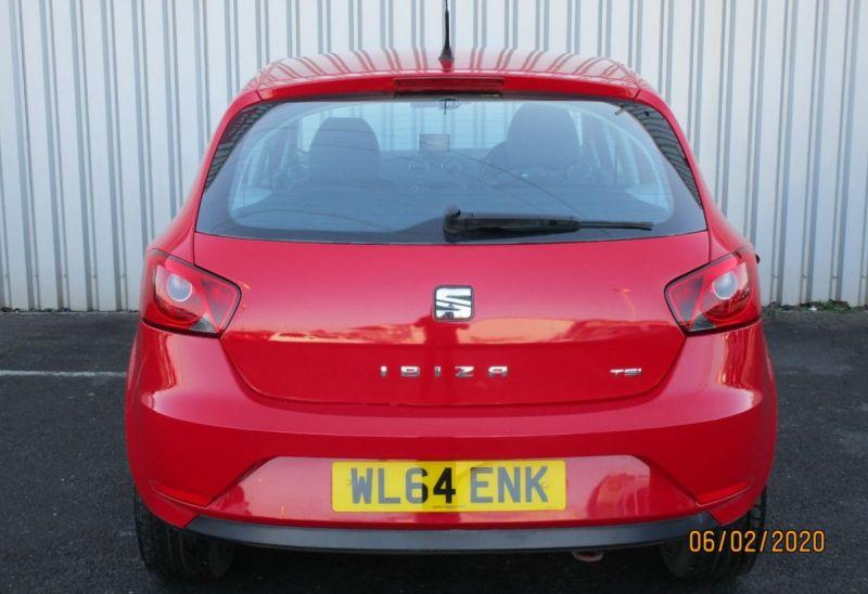 2015 Seat Ibiza 1.2 TSI I TECH 5dr image 5