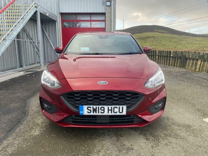 2019 Ford Focus image 4