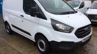 2018 Ford Transit Custom 300 2.0 TDCi 105ps Low Roof Van