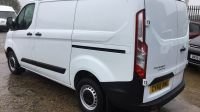 2018 Ford Transit Custom 300 2.0 TDCi 105ps Low Roof Van image 3