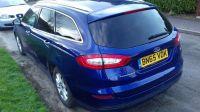 2015 Zero Tax Ford Mondeo Zetec 1.5 Econetic image 3