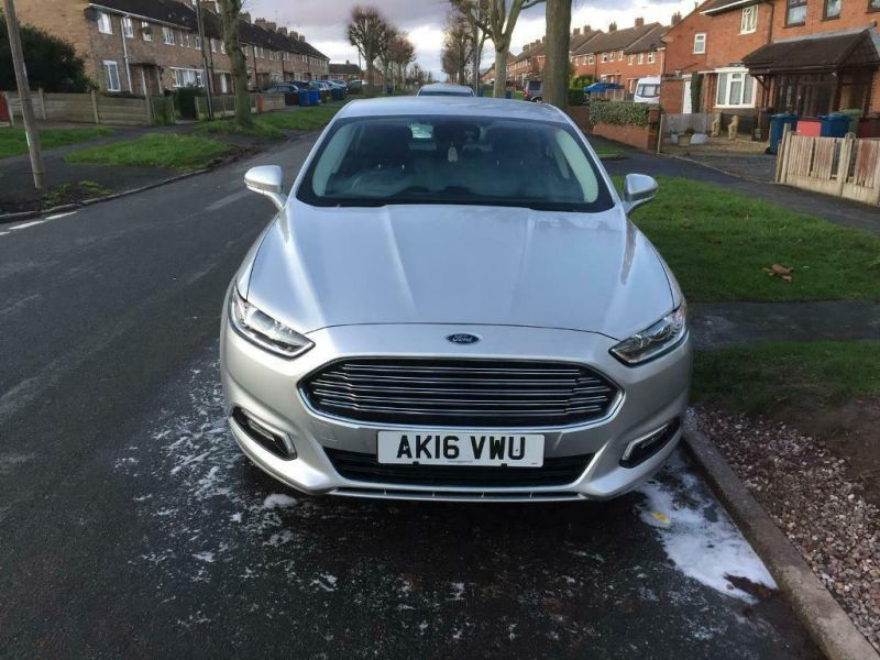 2019 Ford Mondeo image 4