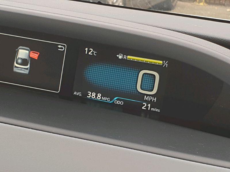 2019 PCO Toyota Prius image 2