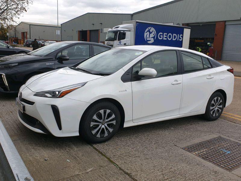 2019 PCO Toyota Prius image 4
